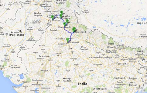 map-himachal